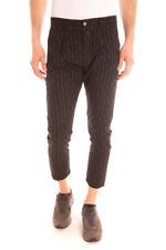 Pantaloni Daniele Alessandrini Trouser -55% ITALY Uomo Ne PJ5258L0503502- SALDI
