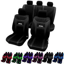 Sitzbezug Sitzbezüge Auto Schonbezüge Sitzauflage Schoner universal Größe #AS09