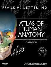 Netter Basic Science: Atlas of Human Anatomy by Frank H. Netter (Paperback, 6th