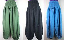 Trousers Combat Festival Hippy Alibaba Harem Baggy Boho Pants Aladdin Casual V23