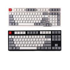 Dye subs Cherry Profile GraniteThick PBT Keycap Set For Cherry MX Keyboard