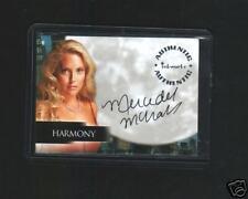 Angel  A34  Mercedes McNab  auto  card