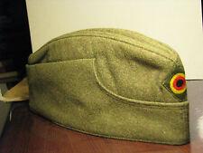 Schiffchen Garrison Cap Infantry Bamberger Mutzen-Industrie 1968 Military Forage