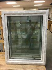 Kunststofffenster (Kunststoff – Fenster) 120x150 cm bxh, (1200x1500 mm bxh),weiß