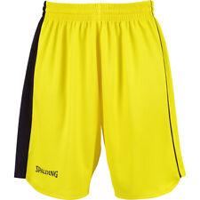 Spalding Damen Basketball Short 4Her Ii Shorts Hose gelb