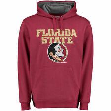 Florida State Seminoles Garnet Pullover Hoodie SweatShirt - College