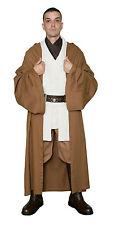 Star Wars Obi Wan Kenobi Costume Light Brown Jedi Robe Film Set Quality from USA
