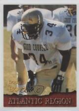 1996 Roox Atlantic Region High School Football #18 Doug Bost Rookie Card