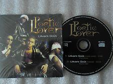 CD-POETIC LOVER-L'AVANT GOUT-CARRY KANI-RADIO EDIT/REMIX-(CD SINGLE)99 2TRACK