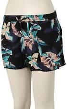 Roxy Salty Tan Shorts - Anthracite / Tropicoco - New