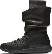 Nike Roshe Two Flyknit Sneakerboot Winterstiefel Stiefel 861708-001 Damen Black