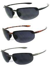 Wrap Rimless Bifocal Sunglasses Sport Sun Reader Reading Glasses Men Women UV400