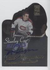 2002 Topps Stanley Cup Heroes Autograph Autographed #SCHA-JF John Ferguson Auto