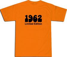 1962 LIMITED EDITION Cool T-Shirt S-XXL # ARANCIONE