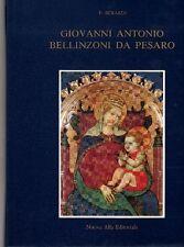 BELINZONI - Berardi P., Giovanni Antonio Bellinzoni da Pesaro