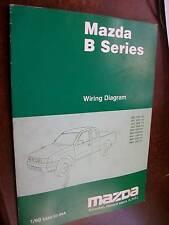 Mazda B Séries 1999 2000 : Wiring diagrams