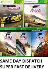 Forza Horizon Xbox One Xbox 360 1 2 3 verschiedene postfrisch-schnelle Lieferung