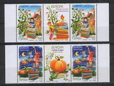 SERBIA-MNH** STRIP-EUROPA CEPT-CHILDREN'S BOOKS-2010.