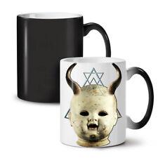 Diavolo Satana Gotico Horror NUOVO colore modifica Tè Tazza Da Caffè 11 OZ   wellcoda