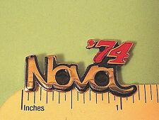 , lapel pin , tie tac , hatpin Gift Boxed 1968 - 1976 , 68 - 76 Nova - hat pin