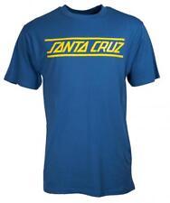 Tira de Santa Cruz Camiseta Azul