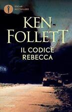 8804667087 / IL CODICE REBECCA / FOLLETT, KEN