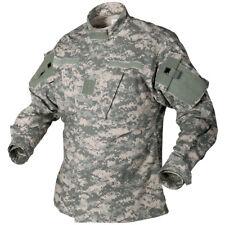 HELIKON US PATROL ACU RIPSTOP TACTICAL COMBAT ARMY MILITARY SHIRT DIGITAL CAMO