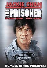 Jackie Chan Is the Prisoner DVD, Barry Wong, Sammo Hung Kam-Bo, Tony Leung Ka Fa