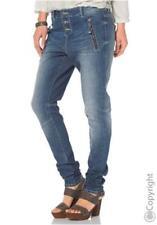 Tom Tailor Polo Team Boyfriend Jeans W26-W30 L32 Denim Stretch Hose Blau NEU