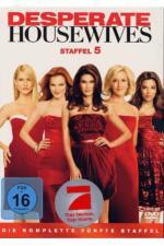 Desperate Housewives - Die komplette 5. Staffel (2010)