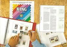 ALBUM MARINI KING GIBILTERRA 1965 -1981 OCCASIONE in carpetta ORIGINALE MARINI