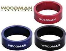 "Entretoises WOODMAN SL Ring 1'-1/8"" Aluminium - 10mm LA PAIRE"