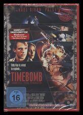 DVD TIMEBOMB - NAMELESS - TOTAL TERMINATOR - ACTION CULT - UNCUT - MICHAEL BIEHN