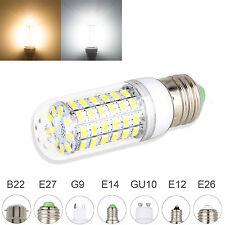 5W 7W 9W 12W 15W LED Corn Light 5730 SMD E27 E14 B22 G9 GU10 Bulb 220V - 240V