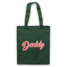 DADDY MEME FUNNY INTERNET SLANG MALE AUTHORITY FIGURE SHOULDER TOTE SHOP BAG