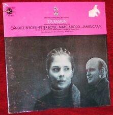 OST LP T.R. BASKIN JACK ELLIOTT 1971 PARAMOUNT  SEALED