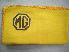 MG Auto: grandi Nuovo di Zecca Giallo Hi-Quality Panno di pulizia Duster con Logo Decalcomania