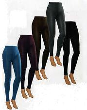 1, 2 oder 3 Stück Baumwoll Legging Stricklegging Leggings Farben & Größen