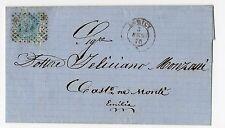 1870  ITALY REGNO 20 CENTESIMI FRODE DA LERICI A CASTELNUOVO A/7630