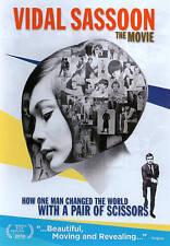 Vidal Sassoon: The Movie (DVD, 2011) Brand New