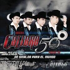 Calibre 50, De Sinaloa Para El Mundo, Excellent