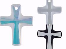 Swarovski 6860 Cross Pendant Crystal Glass Genuine Elements Pendants Jewellery
