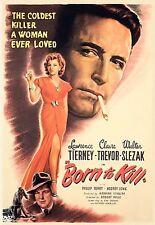 Born to Kill (DVD, 2005) new!