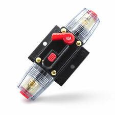 20 - 100 A Automatische Sicherung Automat Automatik Schalter Auto KFZ 12V / 24V