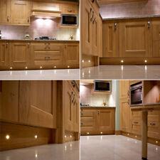 15MM WARM WHITE LED DECK LIGHTS DECKING OUTDOOR KITCHEN PLINTH GARDEN LIGHTING