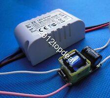 3-4x3 W Watt High Power LED Light lamp Driver Power Supply 85-265V 600mA