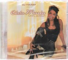 Cheba Maria: Mon Amour, Chocolata, Omri, Oubliez Moi ~ Maroc/ Algeria Arabic CD