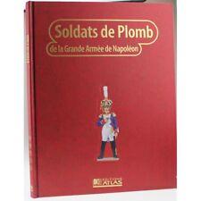 Soldat de plomb de la Grande Armée de Napoléon, Starlux, Editions Atlas