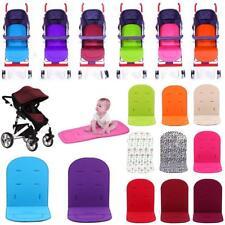 Washable Baby Kid Stroller Pram Pushchair Soft Car Seat Liner Pad Mat Cushion LC