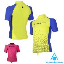 Aqua SPHERE BIX Nuoto per Bambini Top Shirt Per Bambini Costume Da Bagno Per Bambini Costume Da Bagno